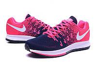Женские кроссовки Nike Air Zoom Pegasus 33 blue-pink, фото 1