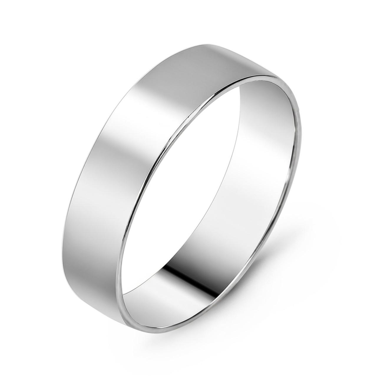 Серебряные обручальные кольца 2.65, 17.5