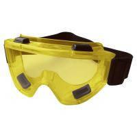 Очки защитные закрытые Jet (желтые)