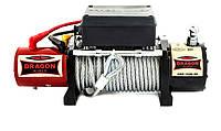Лебедка электрическая автомобильная Dragon Winch DWM 12000 HD 12B, фото 1