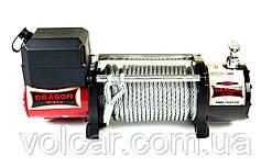 Автомобильная лебедка электрическая Dragon Winch DWM 13000HD