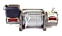 Электрическая автомобильная лебедка Dragon Winch DWT 15000 HD