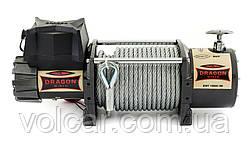 Лебедка электрическая Dragon Winch DWT 18000 HD