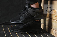 Мужские кроссовки ADIDAS EQT RUNNING SUPPORT 93  PRIMEKNIT All Black