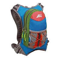 Рюкзак спортивний Marsupio Dafla 10 Grigio Azzurro