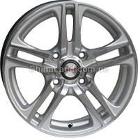Литые диски RS Wheels 5194TL MHS 6.5x15/5x112 D66.6 ET38 (Metallic Hyper Silver)