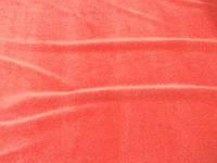 Трикотаж велюровый х/б (персик) (арт. 05712)