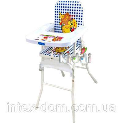 Стульчик для кормления Bambi HB 303-1 (M0630)