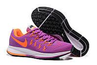 Женские кроссовки Nike Air Zoom Pegasus 33 purple