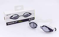 Очки для плавания детские SPEEDO MARINER MIRROR JR  8093014556