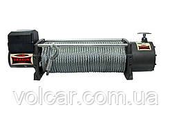 Электрическая лебедка автомобильная Dragon Winch DWT 15000 HDL на эвакуатор