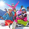 Наши способы весело провести зимние каникулы с ребенком