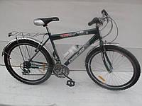 Велосипед горный OSКAR 26MT-013 зеленый. БЕСПЛАТНАЯ ДОСТАВКА ПО ХАРЬКОВУ., фото 1