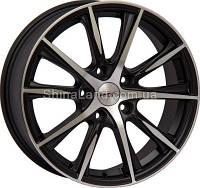 Литые диски RS Wheels 184J MCB 7.5x17/5x120 D72.6 ET42 (Metall Cutting Black)