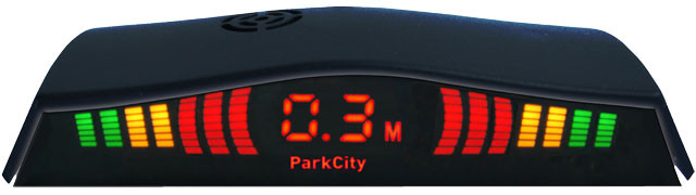 Система парковки ParkCity Madrid 418/113 White