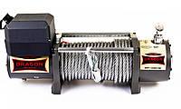 Электрическая автомобильная лебедка Dragon Winch DWT 14000 HD