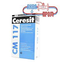 Клеящая смесь Ceresit CM 117 25 кг