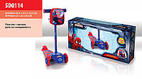 Самокат Disney Marvel Spider Man SD0114***
