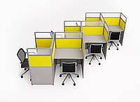 Практичная мебель для call-центров