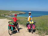 Велопоход с семьей. Крым 2012