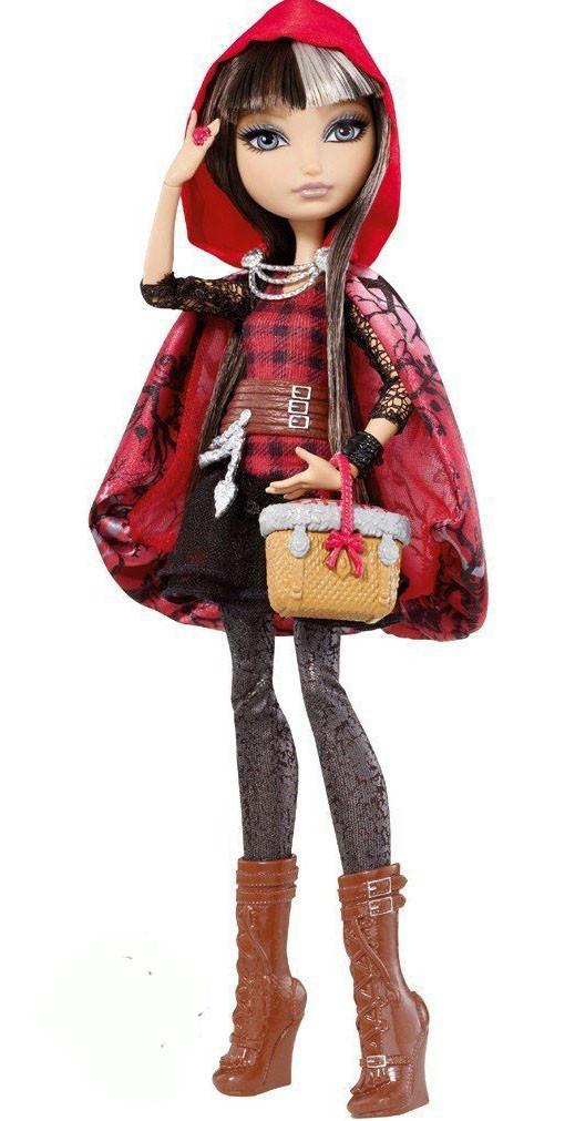 Кукла Ever After High First Chapter Cerise Hood Сериз Худ Базовая перевыпуск