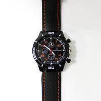 Часы мужские наручные Санда GT оранжевые