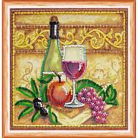 """Набор для вышивания бисером """"Вино и виноград"""""""