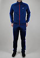 Спортивный костюм мужской Adidas 20132 Тёмно-синий