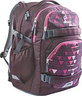 Практичный рюкзак для школьников DEUTER Strike 30L 3830016 5108 цвет бордовый