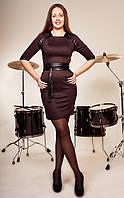 """Модное женское платье  """"КИМБЕРЛИ"""" с поясом. , фото 1"""