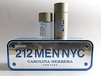ZESTAW CAROLINA HERRERA 212 MEN 100ML + 100ML A/S