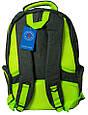 Рюкзак Bag Converse 1 green, зелений/чорний 18 л Копія, фото 2