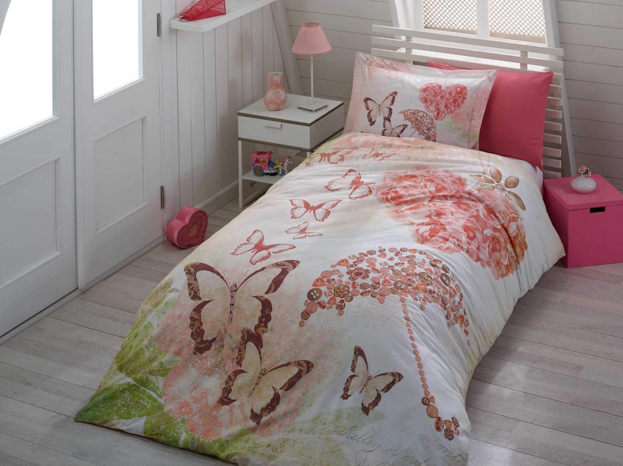 Подростковый постельный комплект 3D Poplin Sweet Dreams, Hobby