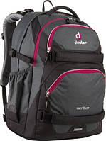 Интересный рюкзак для школьников DEUTER Strike 30L 3830016 7505 цвет черный