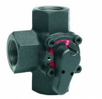 Трехходовой смесительный клапан Honeywell DN20 3/4 (V5433A1031)