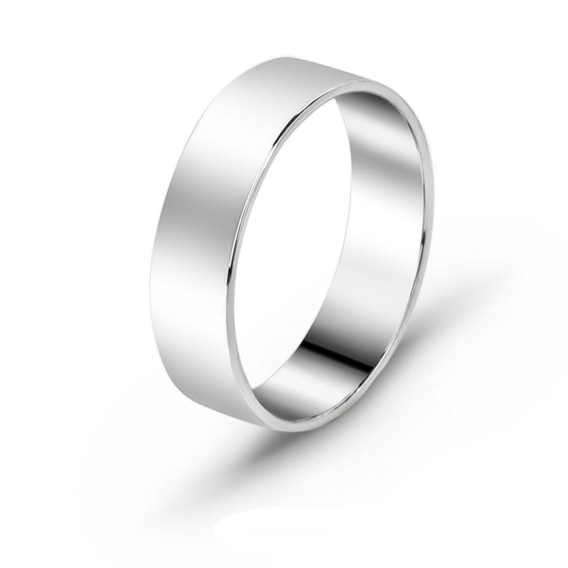 Серебряные обручальные кольца 1.45, 16