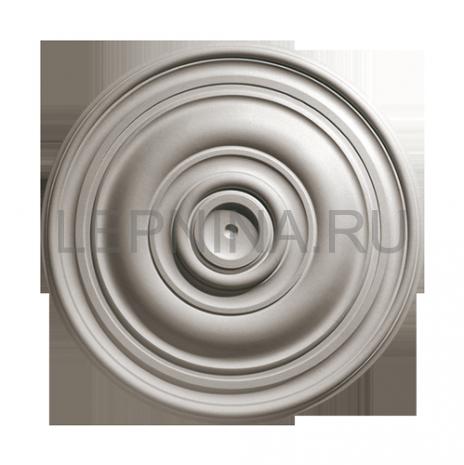 Розетка потолочная из гипса р-6 Ø500