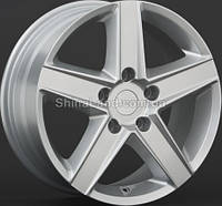 Литые диски Replay JE5 S 7.0x16/5x114.3 D71.6 ET41.3 (Silver)