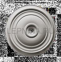 Розетка из гипса р-14 Ø310