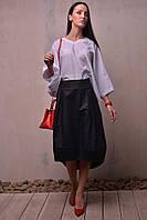 Юбка женская, черная, мультисезон U-LOVELY1