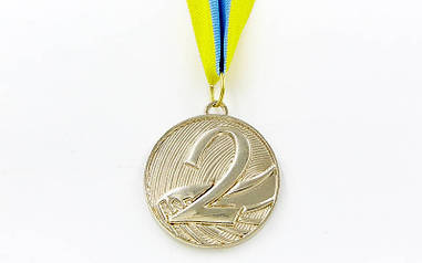 Медаль Серебро FURORE d-5см C-4868-2