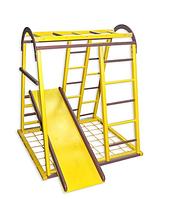Детский спортивный комплекс Дракончик желтый, фото 1