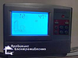 Сонячна геліосистема для підігріву води м. Львів 5