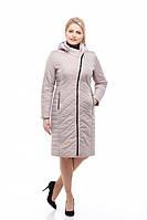Пальто демисезонное Мира ,размер 52, цвет латте, фото 1