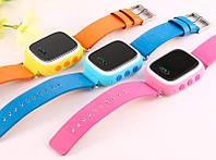 Стильный и многофункциональный детский гаджет с GPS трекером Q60. Качественные часы. Доступная цена Код: КГ457