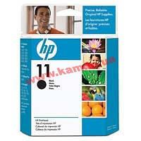 Печ. головка HP No.11 DJ22x0/ cp1700, DesignJ500/ 800 black Чёрная печатающая головка для b (C4810A)