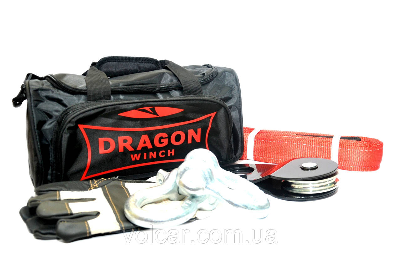 Сумка 4х4 Dragon Winch