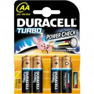 Элемент питания Duracell  LR06 Turbo Max