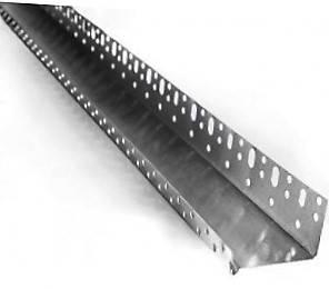 Профиль алюминиевый стартовый для утеплителя 50 мм THERMOMASTER UL
