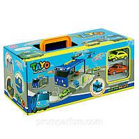 """Игрушечный гараж """"TAYO"""" XZ-601-02"""